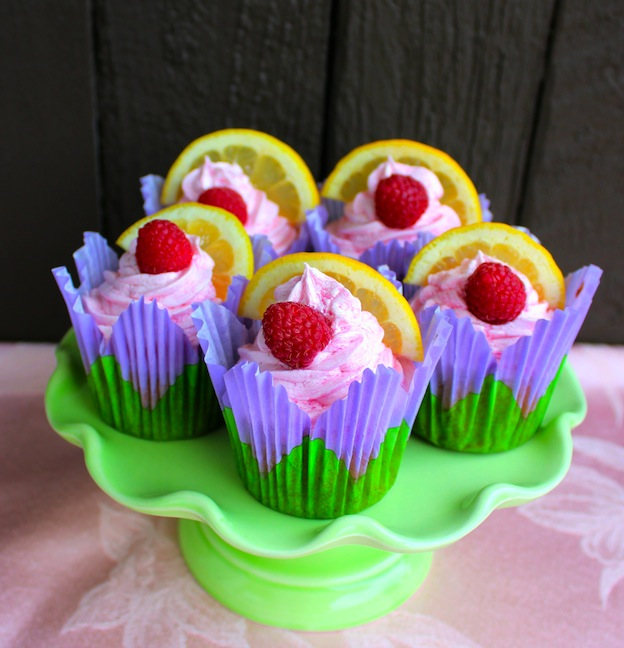 150+ Vegetarian Easter Recipes that are perfect for your holiday dinner or brunch, including these Pink Lemonade Cupcakes from Phruitful Dish! Find tons of vegetarian and vegan recipe ideas - from healthy appetizers to decadent desserts - that your whole family will love! Hello Little Home