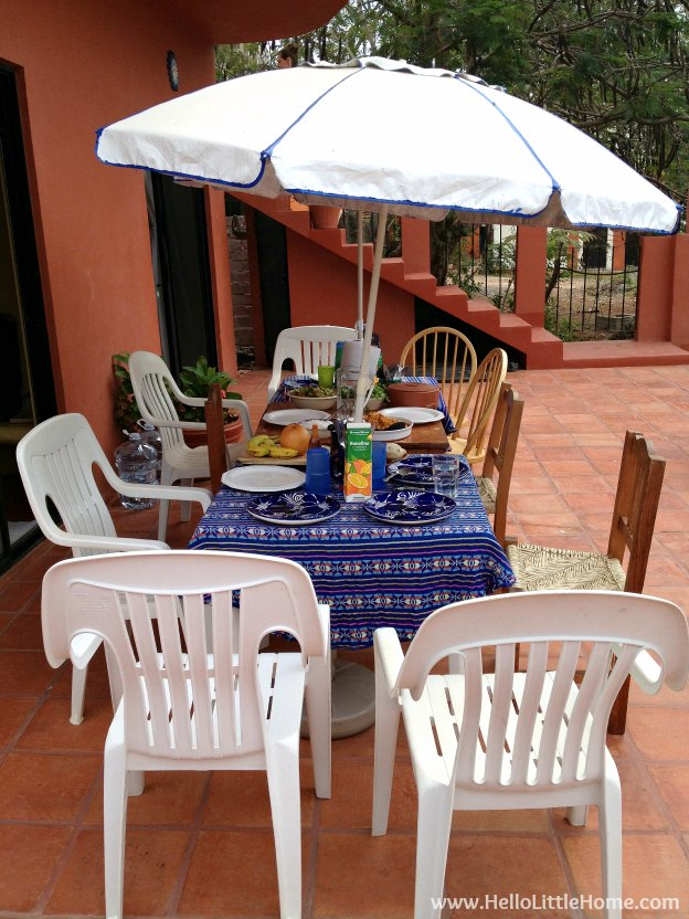 Casa Monarca vacation rental in Chacala, Mexico ... Escape to this quiet fishing village on the Pacific Coast of Mexico in the state of Nayarit for a laidback, stress free vacation! This travel diary is full of things to do during a Chacala, Mexico getaway including finding a Chacala rental, visiting the amazing beach, and walking the colorful streets! | Hello Little Home