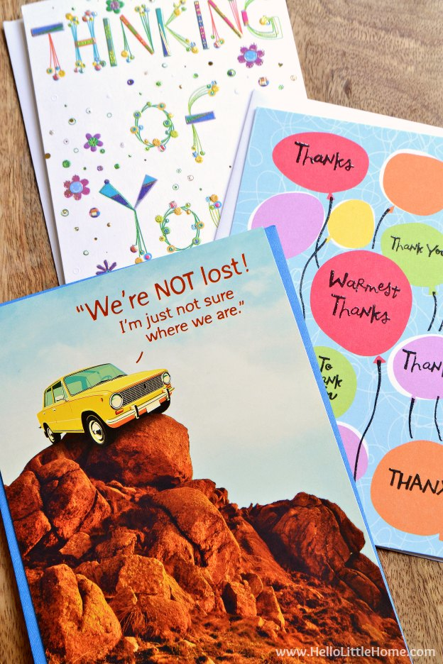 American Greeting Cards at Walmart | Hello Little Home