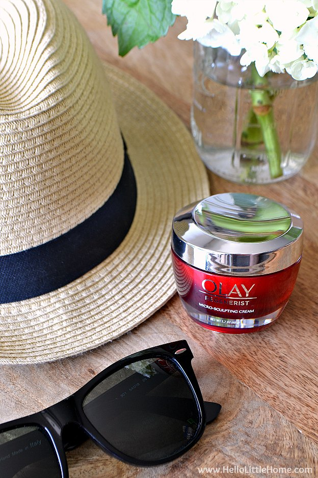 Olay Regenerist Micro Sculpting Cream | Hello Little Home