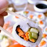 Plan a fun sushi night at home, plus get 30 more At Home Date Night Ideas! | Hello Little Home