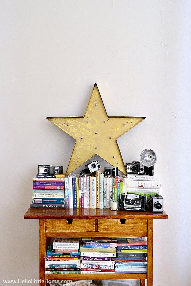 Loft apartment details - kitchen organization. | Hello Little Home