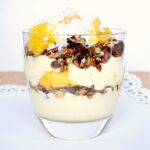 Mango Yogurt Breakfast Parfaits