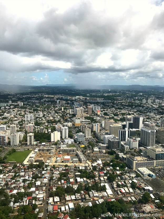 48 Hours in San Juan, Puerto Rico .. flying into San Juan! All the best things to do in San Juan during a short trip from Old San Juan to hitting the beach to art museums. Make the most of your vacation with this fun San Juan intinerary and travel guide! | Hello LIttle Home