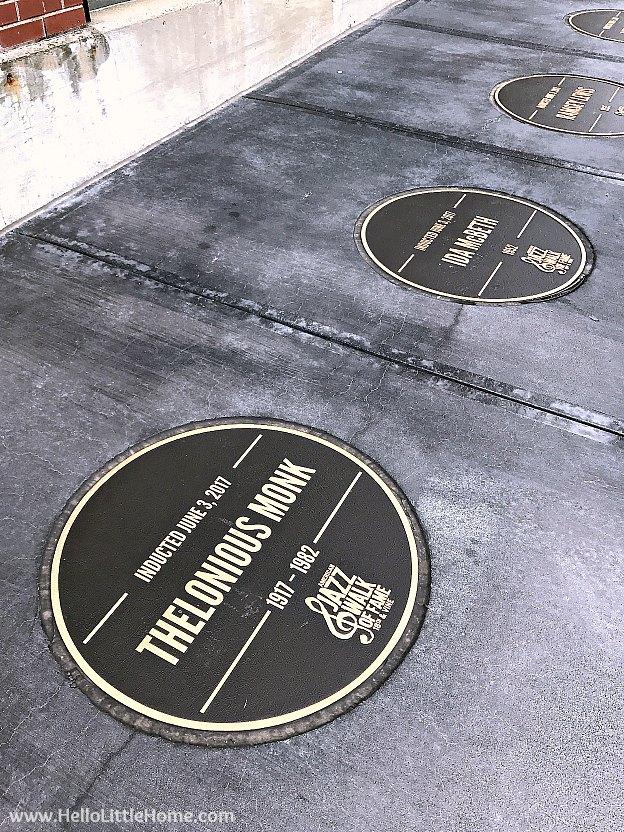 Jazz Walk of Fame at 18th & Vine, Kansas City
