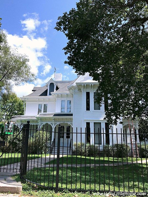 Harry S. Truman Home | Hello Little Home