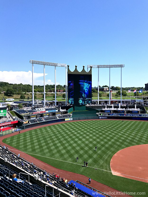 Kansas City Royals Ball Park