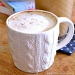 Dirty Chai Latte recipe ... coffee with flavorful chai spices! Learn how to make a Dirty Chai Latte with this easy drink recipe. This DIY Dirty Chai Iced Latte or hot Espresso is the perfect afternoon or morning pick me up! | Hello Little Home