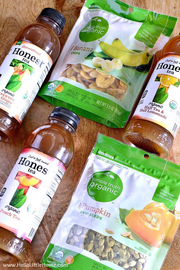 Organic Snacks and Drinks | Hello Little Home