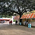 Food stands at the State Fair of Texas | Hello Little Home