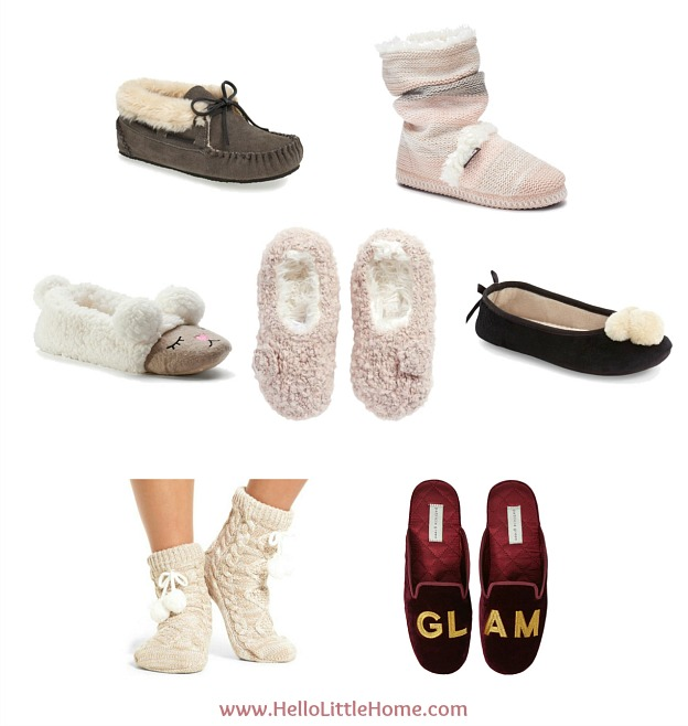 Picture of Cozy Slippers