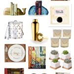 Home Decor Gift Guide ... the BEST home decor gift ideas to buy! Great home gift ideas for moms, newlyweds, friends, men and others who love interior design. These unique home gifts are perfect for celebrating a new home or giving as hostess gifts. Creative homebody gifts for the holidays! | Hello Little Home