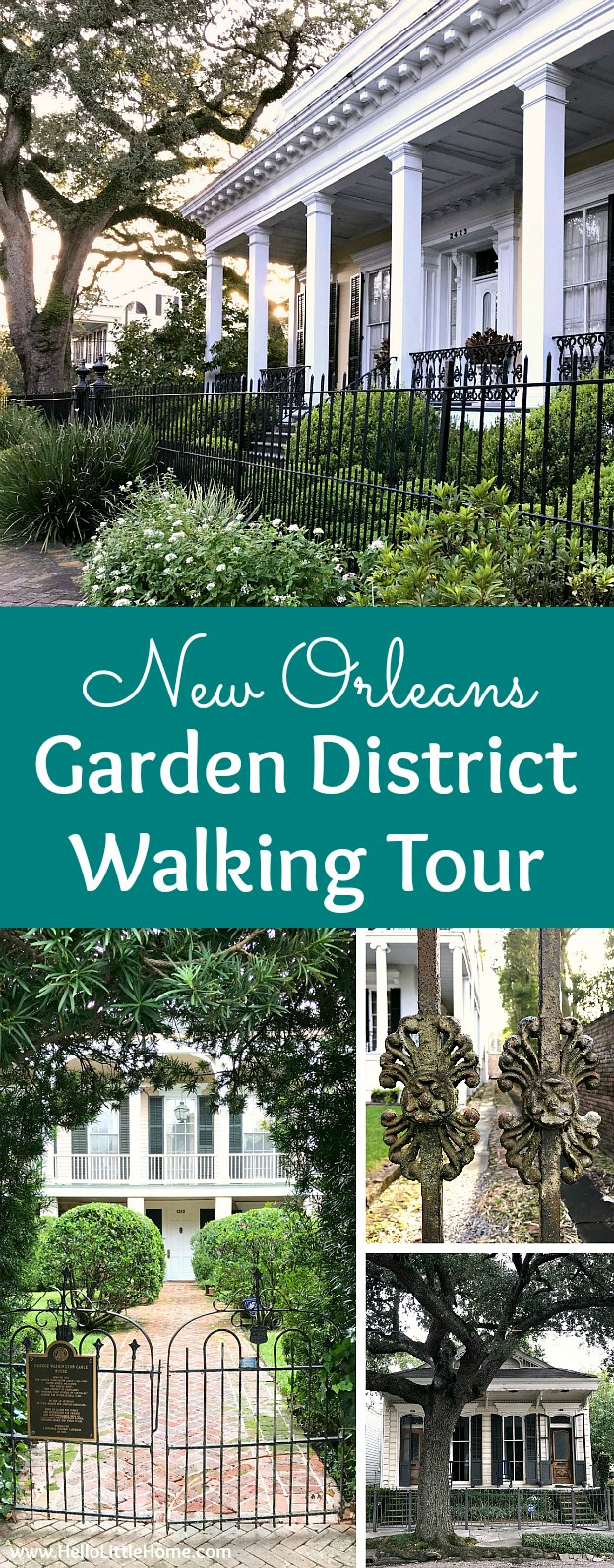 Permalink to Self Guided Walking Tours New Orleans