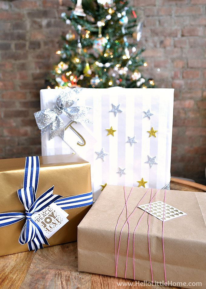 How To Wrap A Present Professionally Step By Step