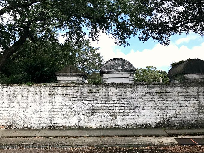 Lafayette Cemetery Self Guided Tour New Orleans
