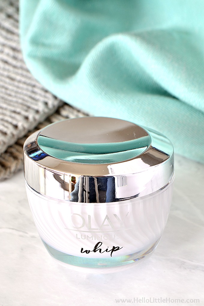 Olay Luminous Whip Face Moisturizer