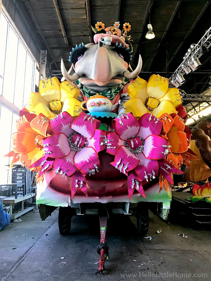 mardi gras world take a behind the scenes tour