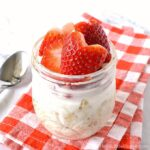 Strawberry Overnight Oats | Hello Little Home