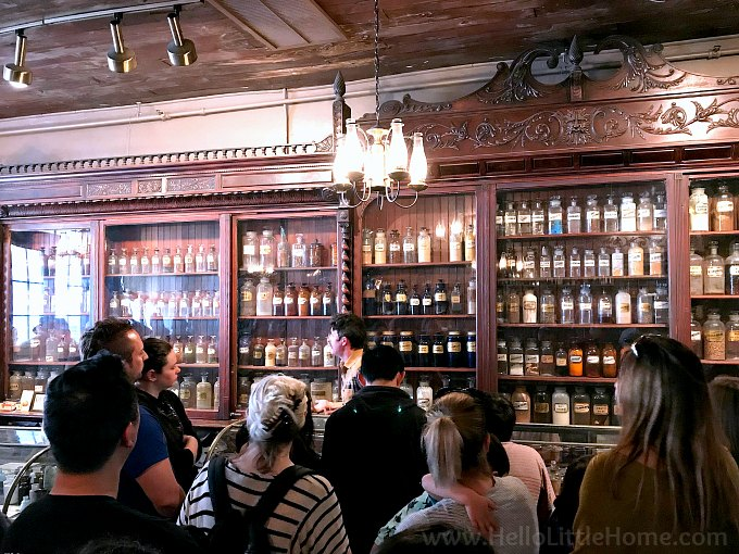New Orleans Pharmacy Museum Tour