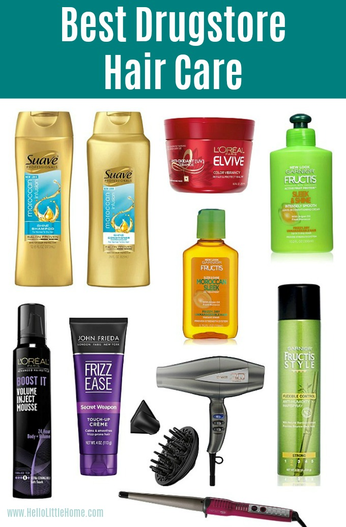 best drugstore shampoo best drugstore products on a budget hello home 12532