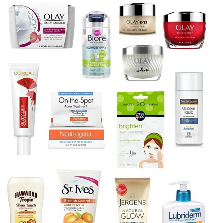 Best Drugstore Skincare Products!