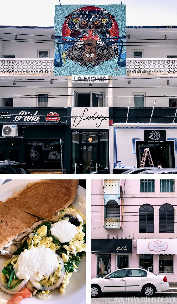Things to do on Calle Loiza in Santurce Puerto Rico.