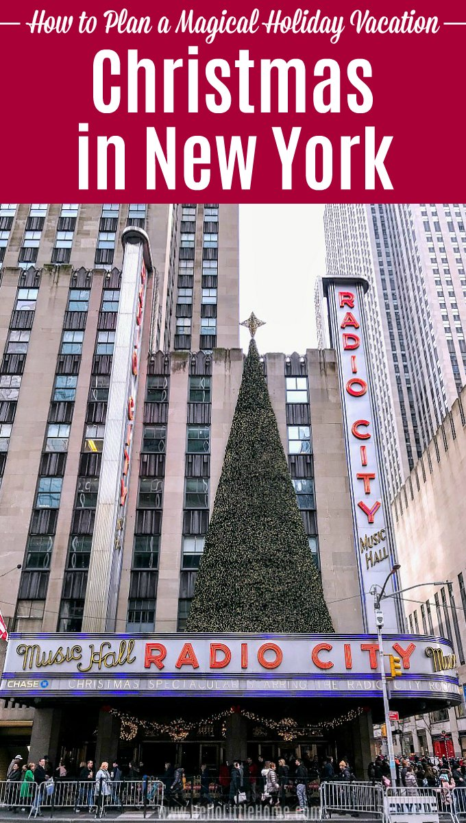 a5ccebd037ef Christmas in New York  How to Plan a Magical Vacation