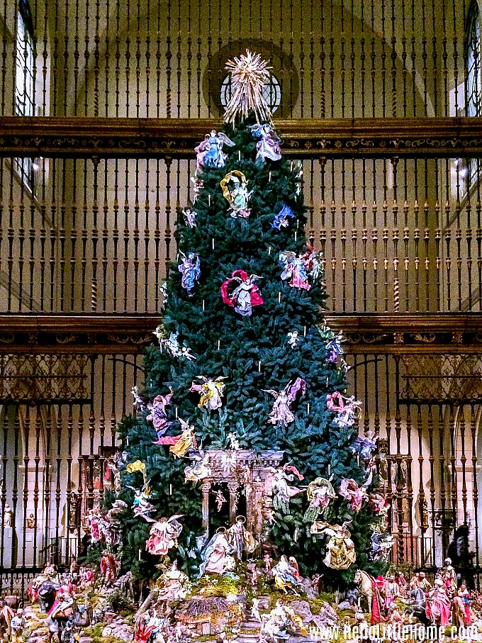 Best Christmas Trees in New York at Christmas: The MET