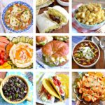 A collage of various Pantry Recipes.