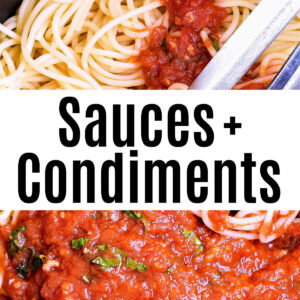 Sauces and Condiments